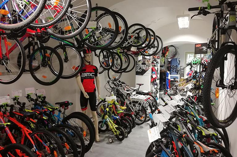 Servis bicyklov